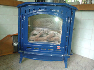 Efel Symphony Propane Stove as is