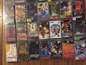 PSP with 40 games