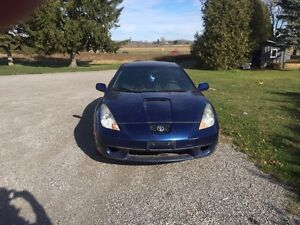 2001 Toyota Celica GT Peterborough Peterborough Area image 2