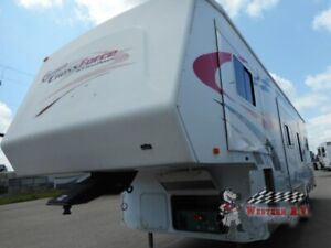 2009 CrossRoads RV CROSS FORCE 33