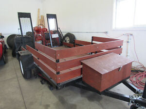 5' by 8' Utility Trailer