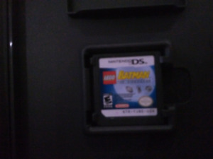 Lego Batman: The Video Game with booklet