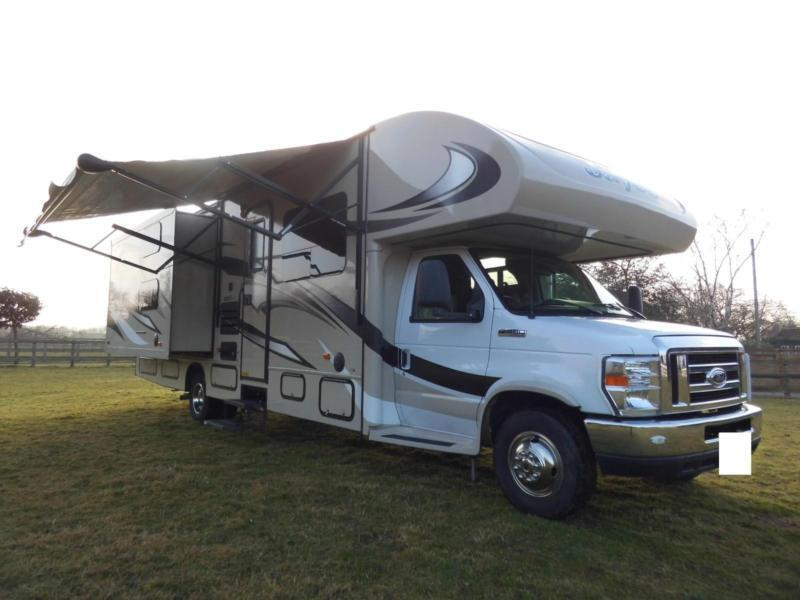 AMERICAN JAYCO FORD GREYHAWK 31FS AUTOMATIC 2014 RV FOR SALE