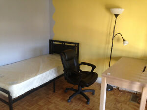 Nice Room separate entrance - Humber College North - 1 sept (8p)