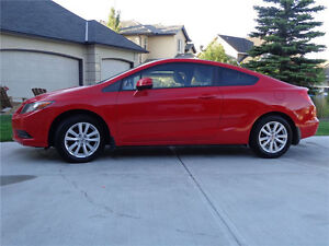 2012 Honda Civic Coupe EX (2 door)