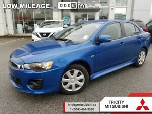 2017 Mitsubishi Lancer ES  - Bluetooth - Low Mileage