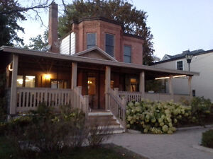 Available Nov. 15th 2 Bedroom Apt. Upper Level of House- Omemee