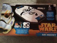Star Wars air hockey brand new