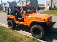 1998 Jeep TJ Sport 4 cyl