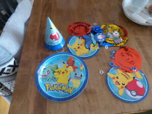 free stuff - party items