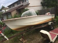 I'm looking to buy unwanted boats, outboard motors, trailers