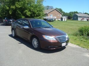 2012 CHRYSLER 200 LTD $6000 TAX'S IN CHANGED INTO UR NAME