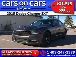 2015 Dodge Charger SXT $99 B/W INSTANT APPROVAL, DRIVE HOME TODA