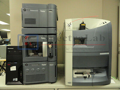 Micromass Quattro Premier Xe With Complete H Class Waters Acquity Uplc