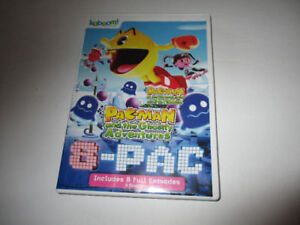 Pac-Man and the Ghostly Adventures DVD--8 Episodes- Rare