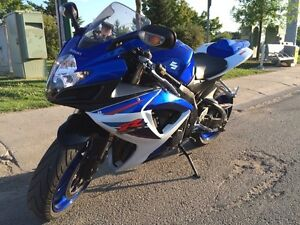 *Low price* 07 GSXR 600 (In Yorkton)