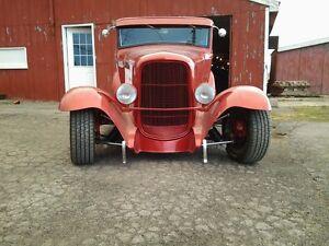 """1931 Ford """"Vicky"""" Street Rod"""