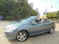 2006 Peugeot 307 CC 2.0 16v Sport 2dr