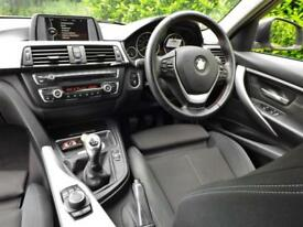 2014 BMW 3 SERIES 316I 1.6 SPORT Manual Saloon