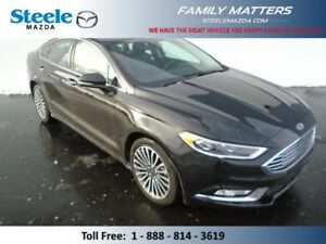 2017 Ford FUSION SE with Navigation Own for $164 bi-weekly with
