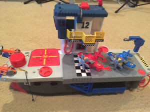 Fisher Price Aircraft Carrier
