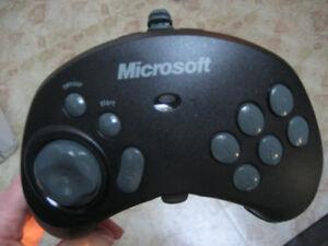 Microsoft Sidewinder Gamepad Controller