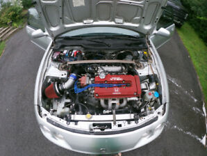 JRSC Supercharged 2000 Acura Integra