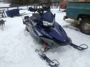 FOR SALE 2005 POLARIS RMK 900CC 151 TRACK