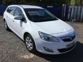 2012 Vauxhall/Opel Astra**FULL SERVICE HISTORY **FULL YEAR MOT**6 MONTHS WARRANT