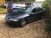Vauxhall Vectra SRi (Spares or Repair)