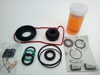 Bosch 5 (Bosch GBH 5-40 DE Service Pack + Öl Verschleißteil Satz Wartung Reparatur Set)
