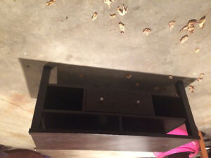 Large screen tv stand