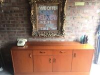 G PLAN SOLID TEAK WOOD SIDEBOARD FREE DELIVERY LOVELY