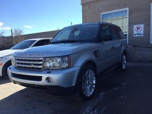 2007 LAND ROVER RANGE ROVER SUPERCHARGED SPORT