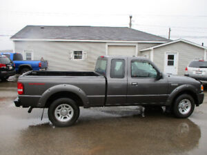 2010 Ford Ranger Pickup Truck RWD