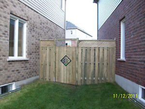 Fences and Decks installation, repairs and post setting Kitchener / Waterloo Kitchener Area image 6