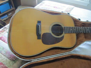 1980 Martin HD28 & Original Hard Case