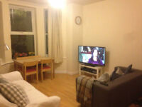 Large double ensuite room in friendly Flat Share