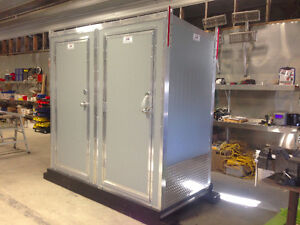Portable Washrooms Showers Heated Air Conditioned Yukon image 12