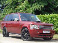 2003 Range Rover 4.4 V8 AUTO Vogue***10k WORTH OF SERVICE HISTORY + LOOK!***