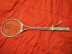 Old school badminton racquet (for competition only)