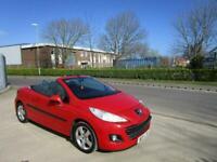2009 Peugeot 207 CC SPORT 2-Door (Clutch Replaced+Serviced Recently) Convertible