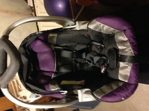 Baby Trend Infant Car Seat and 2 Bases