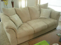 Solid and very comfortable 3 Seat Sofa