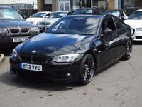 2012 BMW 3 Series 320d Sport Plus 2dr 2 door Coupe