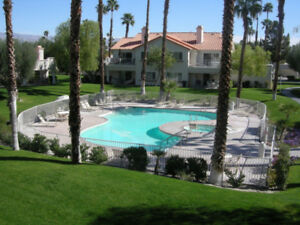 Palm Desert 3 Bdrm Condo. December Availability