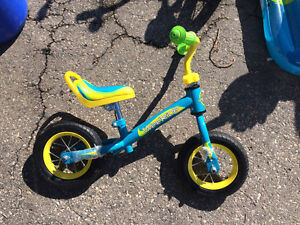 New Weeride Balance Bike