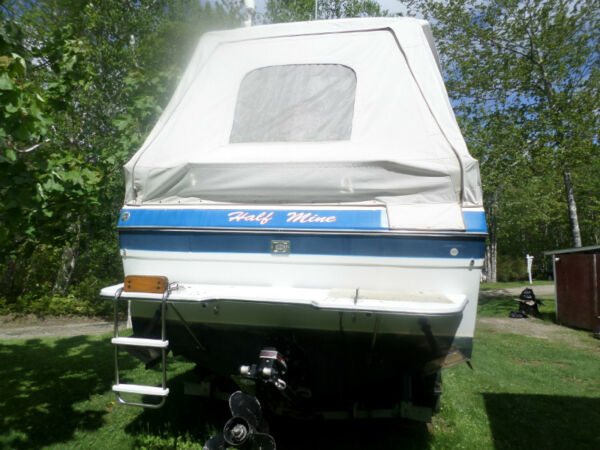 Used 1987 Bayliner Sierra Sunbridge