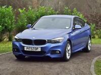 BMW 3 Series 320d 2.0 M Sport Gran Turismo 5dr DIESEL MANUAL 2013/63