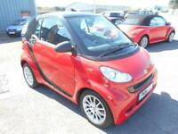 Smart fortwo 1.0 ( 84bhp ) auto 2011MY Passion automatic